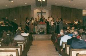 FAC Choir mid 90's