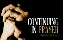 continuingPrayer