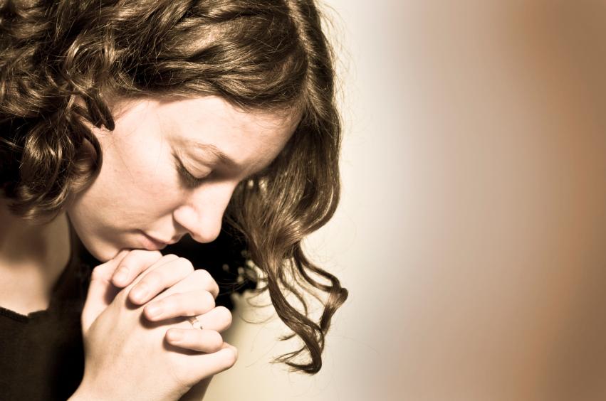 prayer - girl
