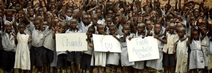 Orphans sending a