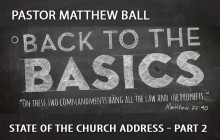 back to the basics sermon thumb