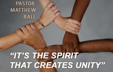 spirit creates unity